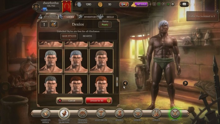 Grab the Chance to Win the Bonus with Gladiator